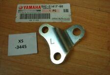 Yamaha YZ250F 5XC-21417-60 BRACKET, FRONT LOWER Genuine NEU NOS xs3445
