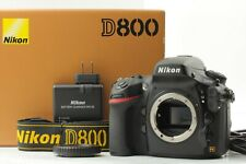 [TOP MINT IN BOX] Nikon D800 36.3 MP DSLR Digital SLR Camera From Japan #864
