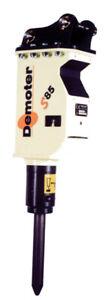 Demoter S85 Excavator Hydraulic Breaker