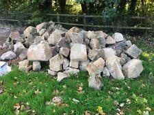 Garden pond landscaping rocks boulders. Various sizes.