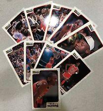 "MICHAEL JORDAN 1998 UD Collectors Choice  ""MJ Rewind"" 12 Jumbo Card Set"