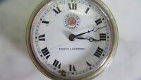 Antique Swiss made Louis Roskopf Pocket Watch UNICO LEGITIMO Excellent running