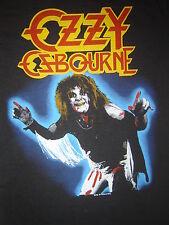 Vintage Concert T-SHIRT OZZY OSBOURNE 81 NEVER WORN NEVER WASHED