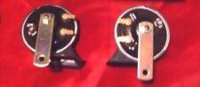 TRIUMPH TR4 TR5 TR6 TR7 TR8 HI lo segnali ACUSTICI horns x2