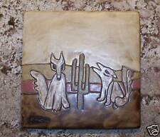 Mara Stoneware, Southwestern Coyote Trivet