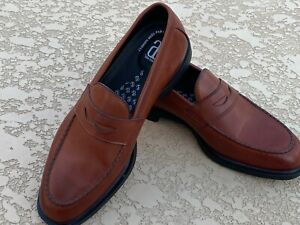 ALLEN EDMONDS 3764 PENNY LOAFER BROWN-NEW WITH NO BOX-NWOT SIZE 10EEE