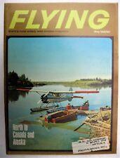 de Haviland Beaver Flying Magazine May 1965 aviation bush planes buy used P-40