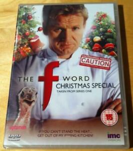 Gordon Ramsay - The F Word Christmas Special - Uncensored Version - Brand New