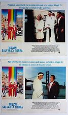 STAR TREK IV THE VOYAGE HOME 1986 ORIG MEXICO LOBBY CARDS WILLIAM SHATNER SPOCK