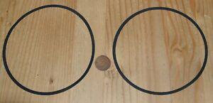 "SMITHS/JAEGER 5"" (127mm) instrument to dash panel seals (2)"