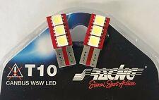 COPPIA 2 LAMPADE SIMONI RACING T10 CANBUS W5W T10 Canbus NO POLARITY CNP/S3