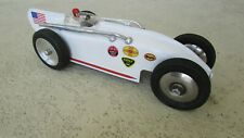 Tether Car Cameron gas powered 1:12 Land Speed Record tribute to 1930's records