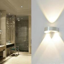 Lámpara de Pared con Tornillos Iluminación Ambiental Aplique Luz Decorativa