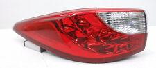 OEM Infiniti JX35 QX60 Left Driver Quarter Tail Light Tail Light 26555-3JA0A