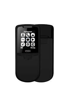 Nokia 8800- INOI 288S  steel mobile phone (black)