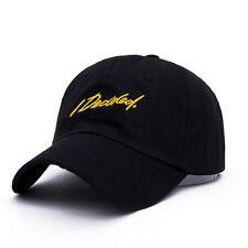 New Big Sean Hat I Decided Baseball Cap Embroidery Adjustable Hip Hop Rap Dad