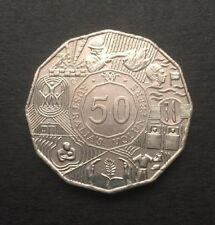 2003 AUSTRALIAN 50 CENT COIN - AUSTRALIA'S VOLUNTEERS