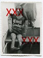"""KREUZER EMDEN - orig. Foto - """"Emil Emden"""", 1935/36"""
