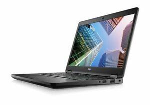 Dell Latitude E5480 Core i5-6200U/ 12GB Ram/ 250GB SSD/ 14.0in HD Win10Pro USB C