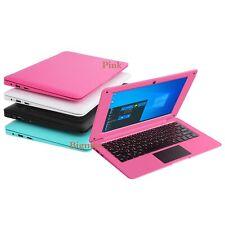 Windows 10 Computer Laptop Mini 10.1 Inch 32GB Ultra Thin and Light Netbook HDMI