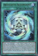 Artefatto Accensione YU-GI-OH! PRIO-IT060 Ita ULTRA RARA 1 Ed.