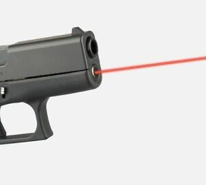 New Lasermax Red Laser Guide Rod Sight For Glock 42 LMS-G42