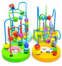 Baby Educational Kids Children Intellectual Development Wooden Toy Love Gift Li #12