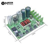 DC 12-60V 10A 600W Red Digital LED Display Motor PWM Speed Controller Regulator