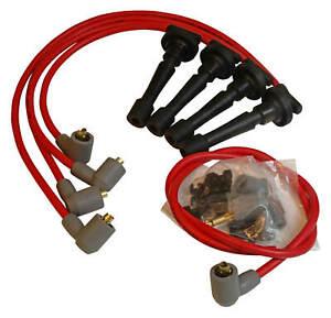 Super Conductor Spark Plug Wire Set, Acura/Int.,1.8L Non-Vtec '90-'97 - 32329