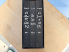 The Lord of the Rings Second Edition Set (1965) still have maps