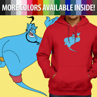 Classic Disney Aladdin Genie 1992 Film Funny Pullover Sweatshirt Hoodie Sweater