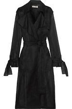 **EMILIO PUCCI** Cotton Voile Trench Coat **£1695.00**