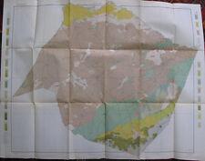 Soil Survey Map Saluda County South Carolina Ridge Spring Monetta Batesburg 1909