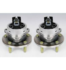 ACDelco Front Wheel Bearing and Hub Assembly