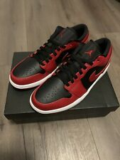 Jordan 1 Low Reverse Bred! Size 11 Super Clean Shoe! Message Me For Other Sizes