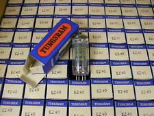 50 x EZ40 Tungsram Gleichrichter - Röhre NOS OVP = 6BT4 Tube NOS