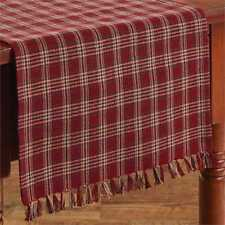 "COUNTRY CRANBERRY CHRISTMAS TABLE RUNNER 13"" x 36"" by PARK DESIGNS"