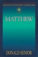 Abingdon New Testament Commentaries: Matthew (Paperback or Softback)