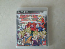Dragon Ball: Raging Blast 2 for PlayStation 3 PS3 Complete Quickship