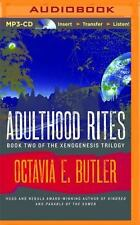Xenogenesis: Adulthood Rites 2 by Octavia E. Butler (2015, MP3 CD, Unabridged)