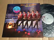 WALL OF VOODOO - HAPPY PLANET - LP - EUROPE / HOLLAND 1987