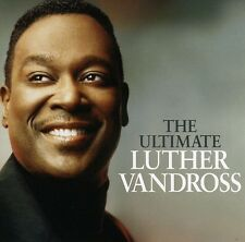 Luther Vandross - Ultimate Luther Vandross: Int'l Edition [New CD] France - Impo