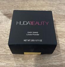 Brand New HUDA BEAUTY Easy Bake Loose Powder #Kunafa NEW AND SEALED