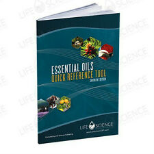 Essential Oils Quick Reference Tool Guide 7th Edition 2016 booklet BRAND NEW
