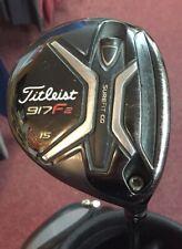 Titleist 917 f2 15 Degree 3 Wood Reg Shaft Golf Club