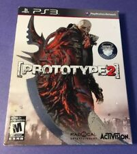 Prototype 2 [ Radnet Edition W/ Sleeve ] (PS3) NEW