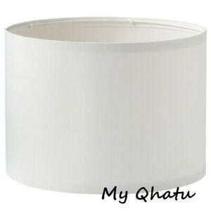 """IKEA RINGSTA Lamp shade, white 13"""" NEW 104.053.64"""