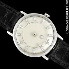 1958 Jaeger-lecoultre Galaxy Diamante Mistero Quadrante, 14K Oro Bianco - Mint