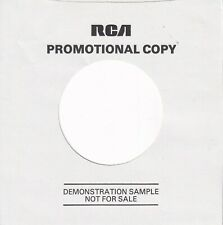 RCA,Company Reproduction Record Sleeves - (pack of 12)