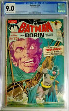 1971 DC~Batman #234~CGC 9.0 (VF/NM)~1st Silver Age Appearance of Two-Face